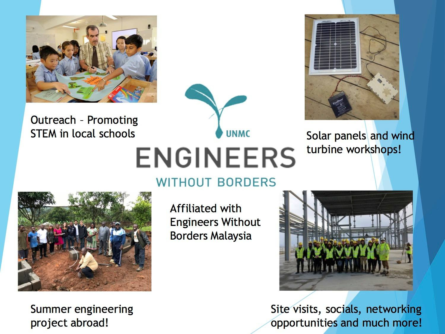 Engineers Without Borders - UoNM