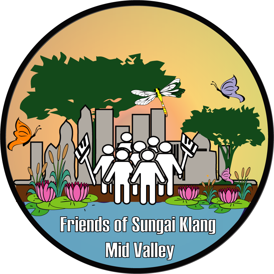 Friends of Sungai Klang River Three Mid Valley