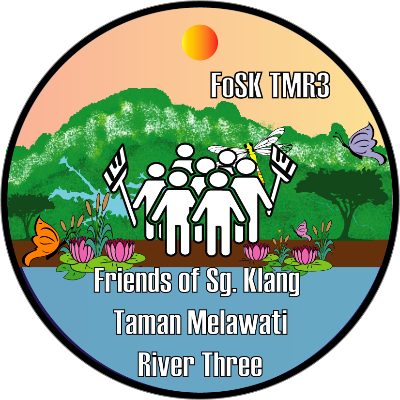 Friends Of Sungai Klang Taman  Melawati River Three