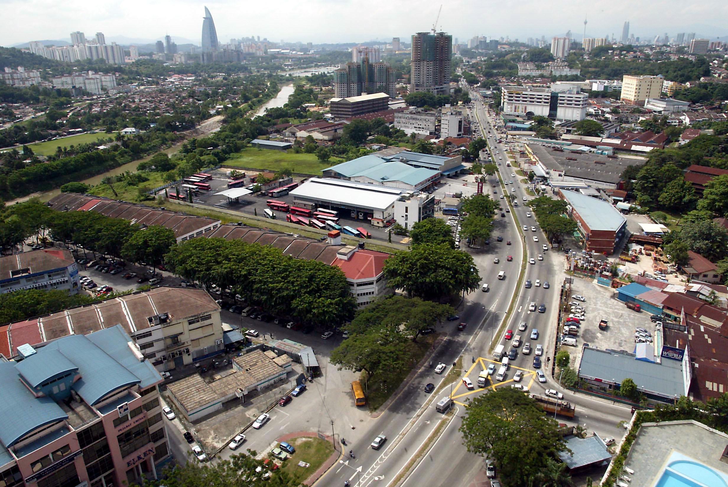 Old Klang Road Community