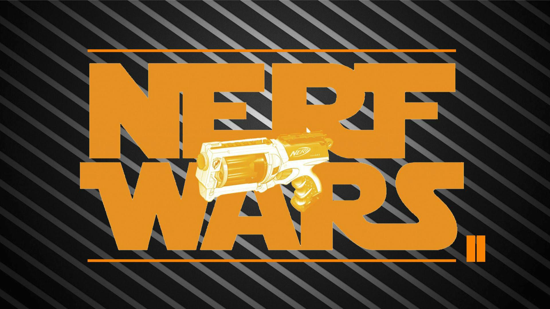 Epic Nerf Wars II
