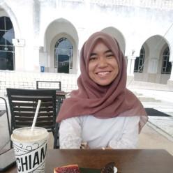 Sarah Afiqah  Mohd Zabidi